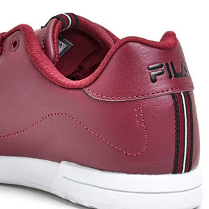 New FILA Wisteria Mens Sneakers Sz 7.5 Red Boutique